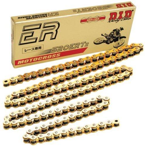 D.I.D 520ERT2 Series Exclusive Racing 140 Length Gold Chain