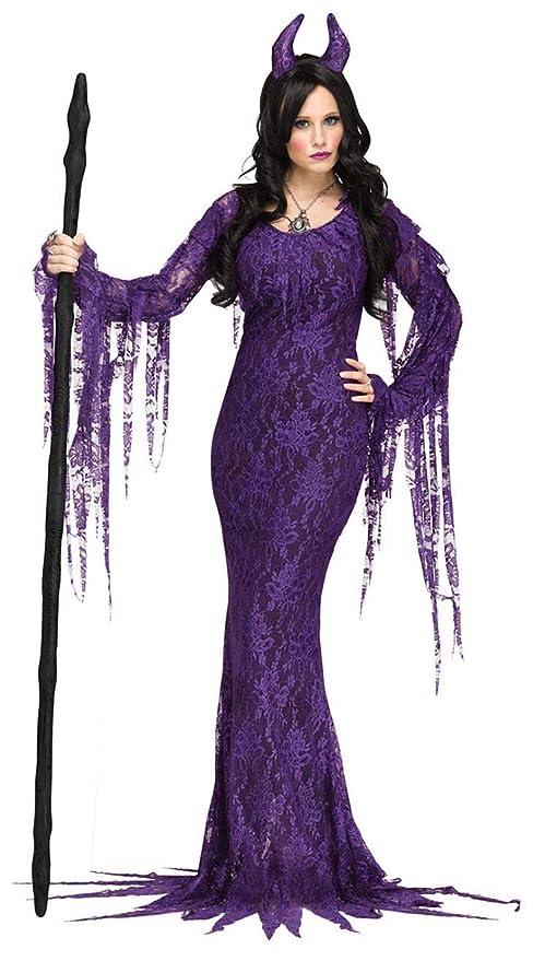 CWZJ Halloween Cosplay Disfraz Mujer Horror Novia Fantasma ...