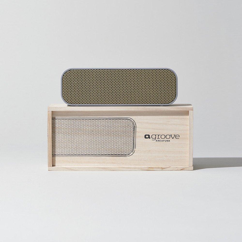 Kreafunk - aGroove Haut-parleur Bluetooth