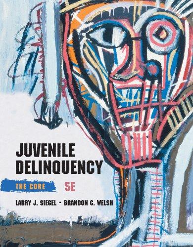 Cengage Advantage Books: Juvenile Delinquency