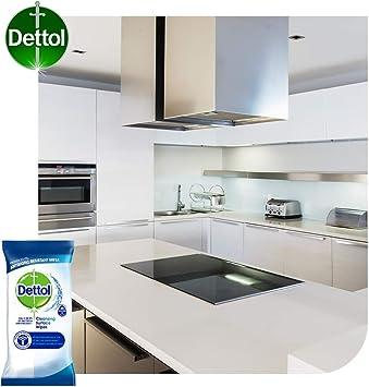 Dettol, toallitas anti-bacterianas para limpiar superficie, 756 piezas.: Amazon.es: Salud y cuidado personal