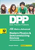 Daily Practice Problems (DPP) for JEE Main & Advanced - Modern Physics & Semi Conducting Devices Vol.9 Physics