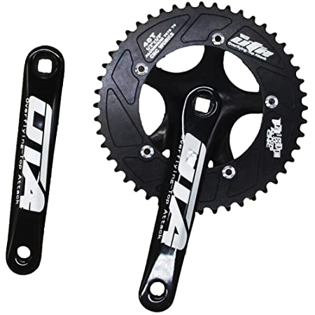 Review CYSKY Single Speed Crankset