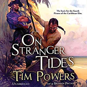 On Stranger Tides Audiobook