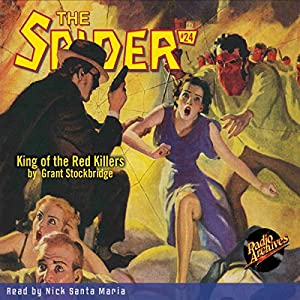 Spider #24, September 1935: The Spider Audiobook