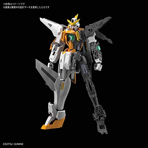 MG 機動戦士ガンダム00 ガンダムキュリオス 1/100スケール 色分け済みプラモデル
