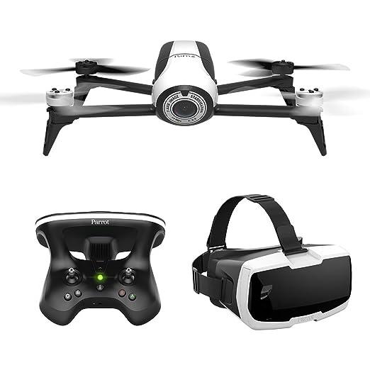 28 opinioni per Parrot Bebop 2 FPV Drone Leggero, Compatto e Robusto, Autonomia di 25 Minuti