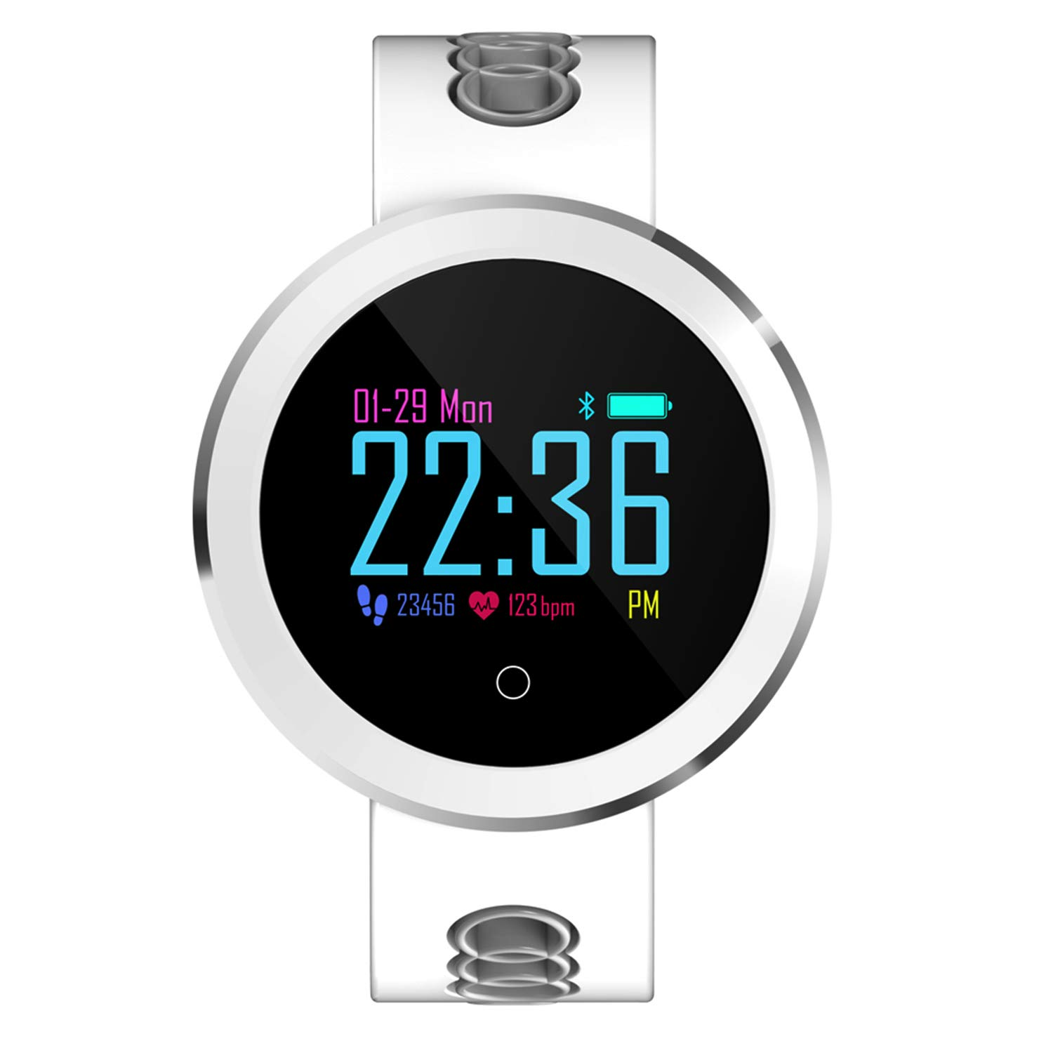 Q8 Pro 0,95 Pulgadas OLED Bluetooth Smart Watch IP68 ...