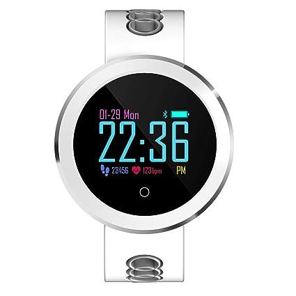 Q8 Pro 0.95 Pulgadas OLED Bluetooth Reloj Inteligente IP68 Rastreador a Prueba de Agua Smartwatch (