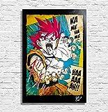 Son Goku from Dragon Ball by Akira Toriyama