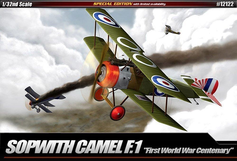 1/32 ソッピース キャメル  WWI 100周年記念バージョン  AM12122 B00N0HTN3A