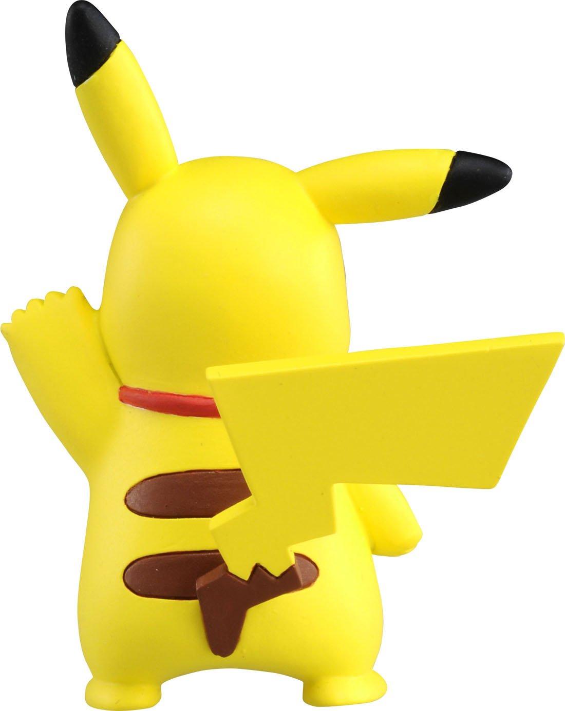 Takara Tomy EMC-07 Pokemon Sun /& Moon Pikachu Ultra Guardians Figure 2 2 Takaratomy