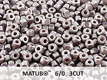 4.1mm 150 beads Czech Glass Beads 6//0 seed beads for beadwork