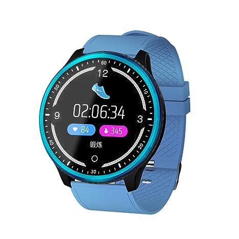 Amazon.com: Sammid Smartwatch Android Wear Fitness Tracker ...