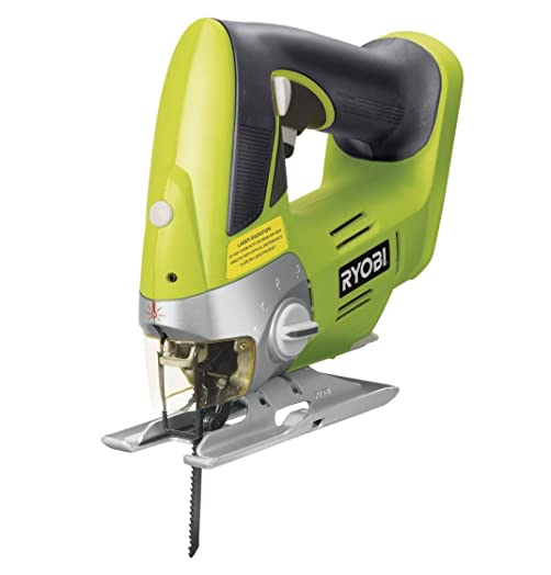 Ryobi cjs180lm one jigsaw with laser 18 v baretool no battery ryobi cjs180lm one jigsaw with laser 18 v baretool no battery included greentooth Choice Image