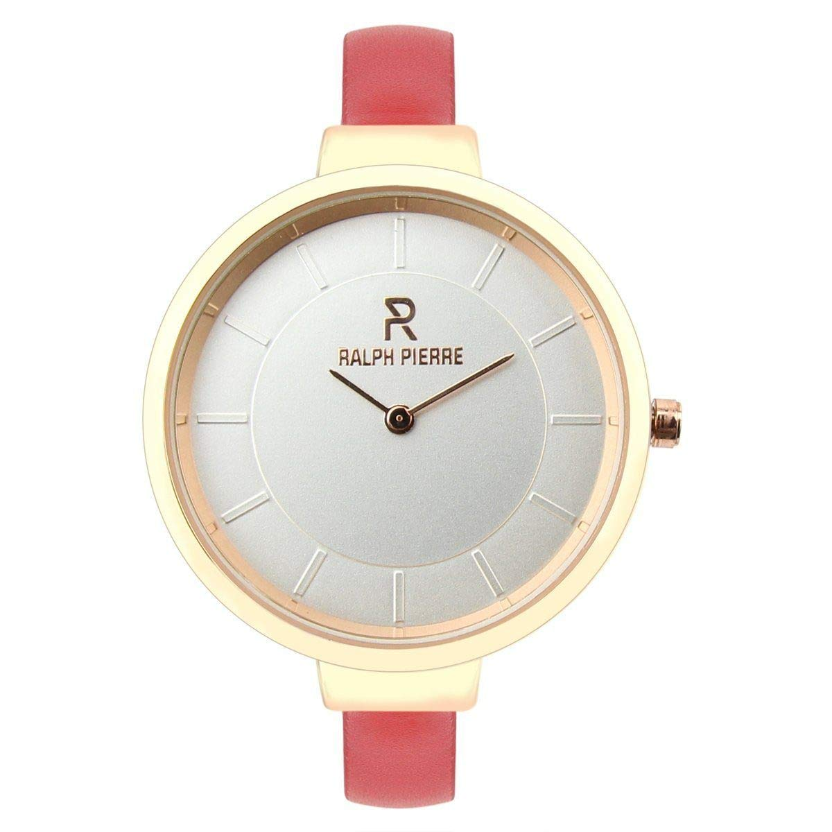 Ralph Pierre Sublime Analog Red Dial Women's Watch - RP5 (B07G92N35S) Amazon Price History, Amazon Price Tracker