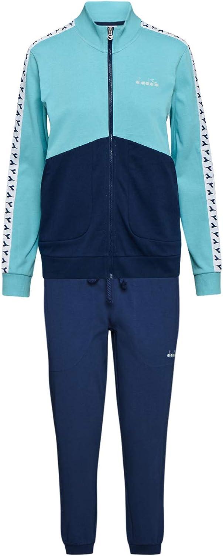 Diadora Tuta L.FZ Suit Core per Donna
