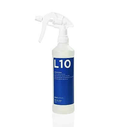 BLUELEMON Professional Desincrustante de orina 500ml L10 Biológico | 90200 | Limpiador Especial con Espuma Activa para Eliminar Las Incrustaciones de ...