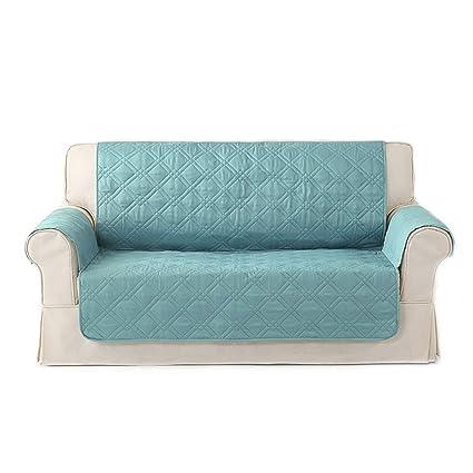 GEOLBU Funda Sofa Impermeable Protector,Protector para Sofás ...