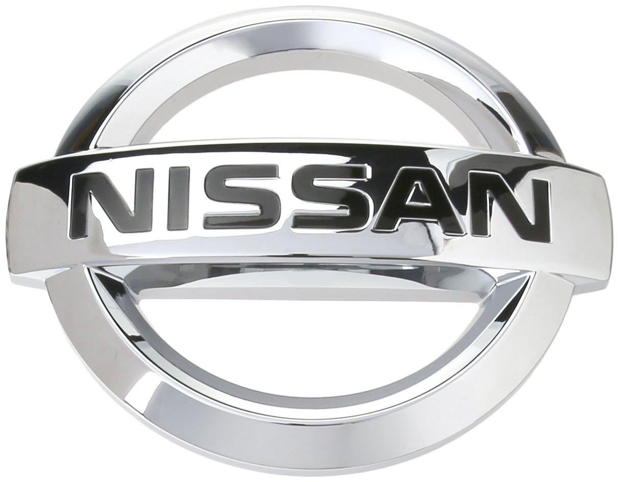 62890-EA500 Emblem Genuine Nissan