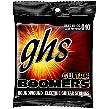 ghs strings gbtnt guitar boomers nickel plated electric guitar strings thin. Black Bedroom Furniture Sets. Home Design Ideas