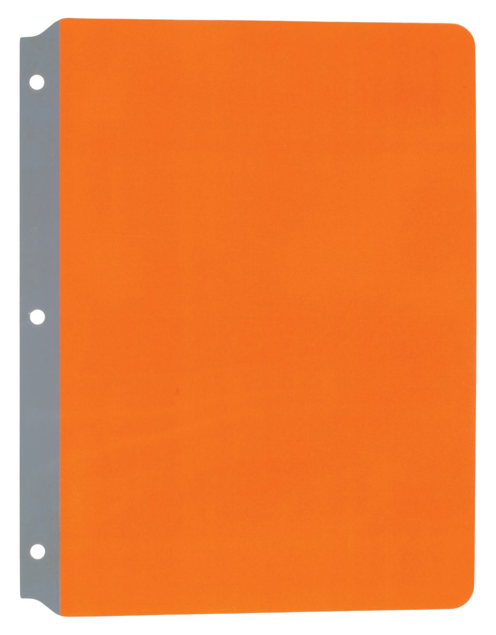 Ashley Productions Full Page Reading Guide, 8.5'' x 11'', Orange, Pack of 6