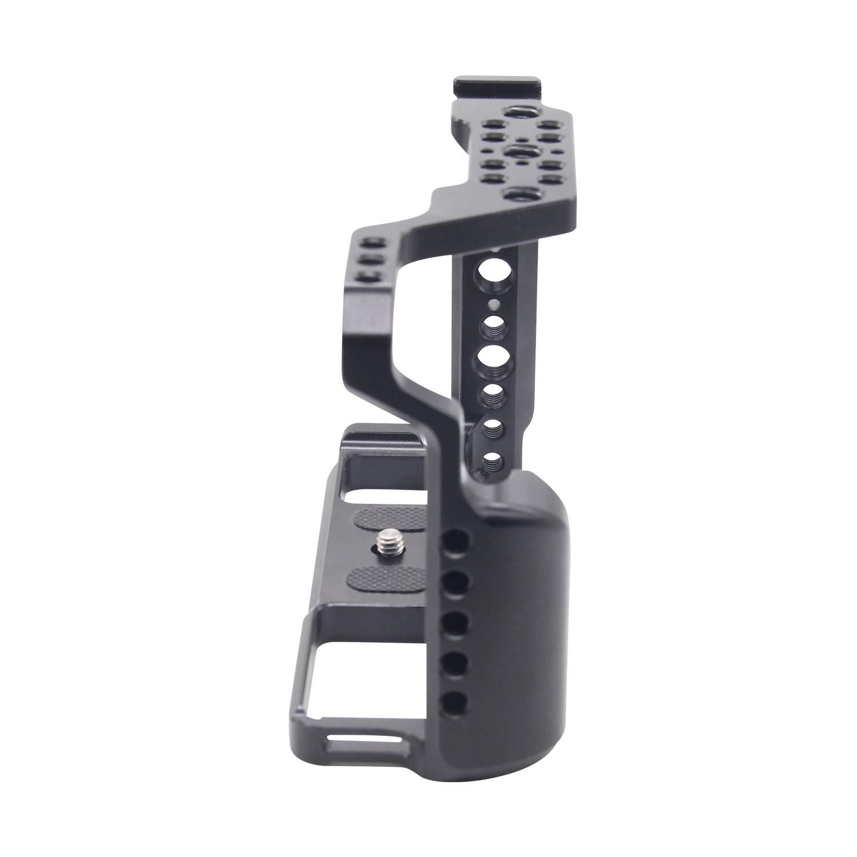 Fuji XT3 X-T3 XT-3 Black Metal Thumb-up Grip Disegni per Fuji XT-3 Fuji X-T3 Hand Grip Hand Grip
