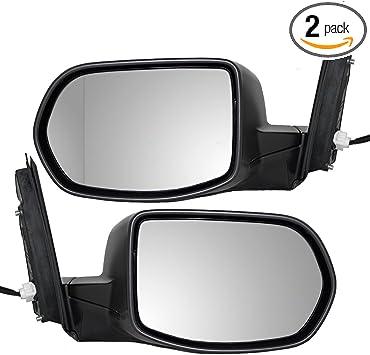 Heated 12-16 Honda Cr-V Passenger Side Mirror Replacement