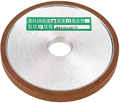 Diamond resin grinding wheel cup for precision cutting grinding polishing