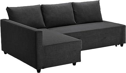 Amazon Com The Dark Gray Friheten Thick Cotton Sofa Cover