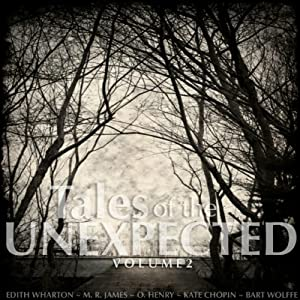 Tales of the Unexpected - Volume 2 Audiobook