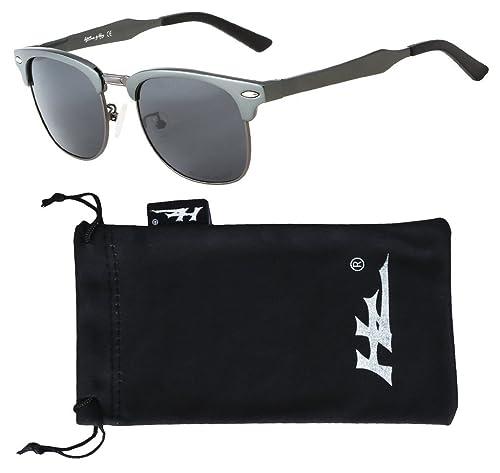 HZ Serie AeroMaster – Gafas de sol polarizadas de alta calidad fabricadas con aleación de aluminio a...