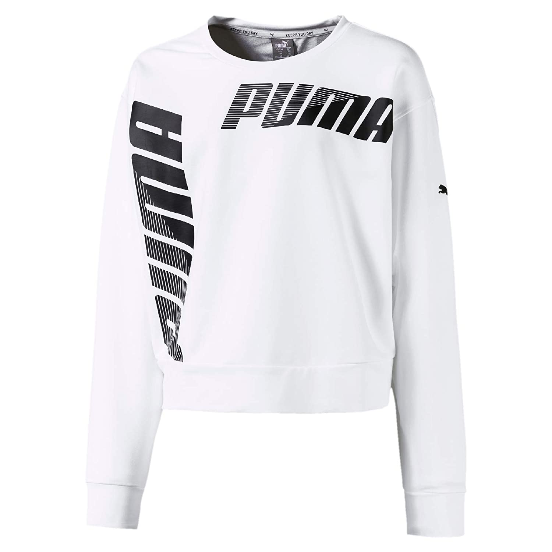 PUMA Modern Sports Crew Sweat TR G Sudadera Ni/ñas