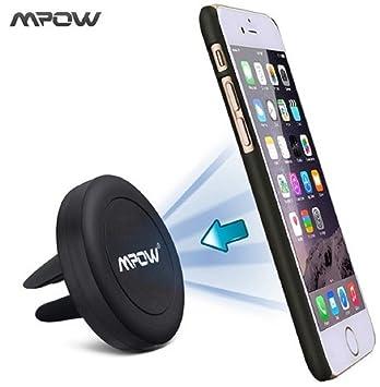 b397e5b154a Grip Magic de purga de aire imán un paso de montaje magnético soporte de coche  para teléfono móvil soporte para iPhone 6 5S Smartphone Android.