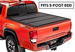 4. BAKFlip MX4 Hard Folding Truck Bed Tonneau Cover