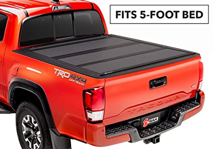 Toyota Tacoma Bed Cover >> Amazon Com Bakflip Mx4 Hard Folding Truck Bed Tonneau Cover