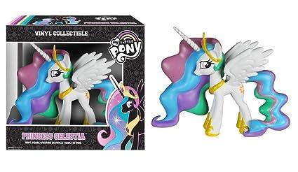 cd50db2851e Image Unavailable. Image not available for. Color  Funko My Little Pony  Princess Celestia Vinyl Figure