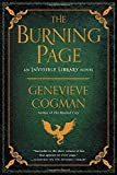 """The Burning Page (The Invisible Library Novel)"" av Genevieve Cogman"
