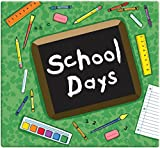 MBI School Days Album, 12 by 12-Inch, Green