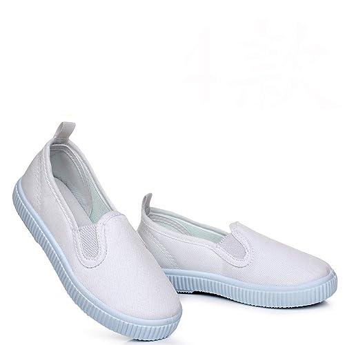 22e8023079a Desirca 2019 Spring Children Sports Kids White Gym Shoes Girls Boys ...