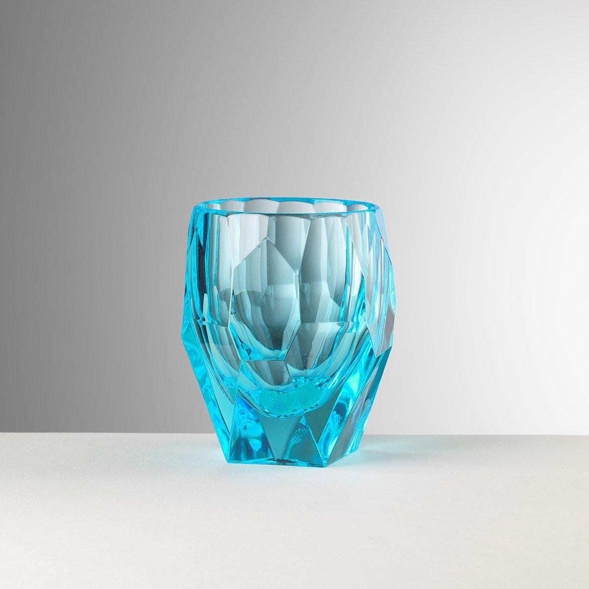 Marioluca Giusti Set 6 Milly Glass Turquoise B01MTM3UVB