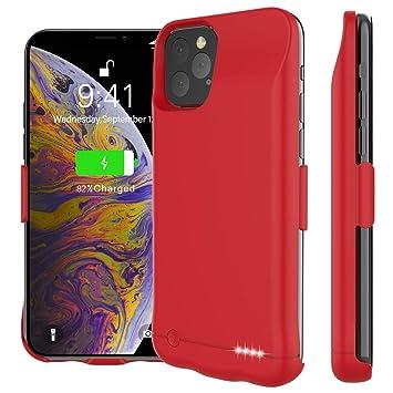 Scheam Funda Batería para iPhone 11 Pro 5.8 Inch 5200mAh ...