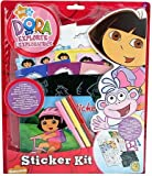 : Dora the Explorer Sticker Art Activity Kit