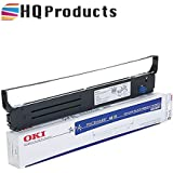 HQ Products Compatible Oki 40629302 Ribbon. For Pacemark 4410, 4410N Printer (Black)