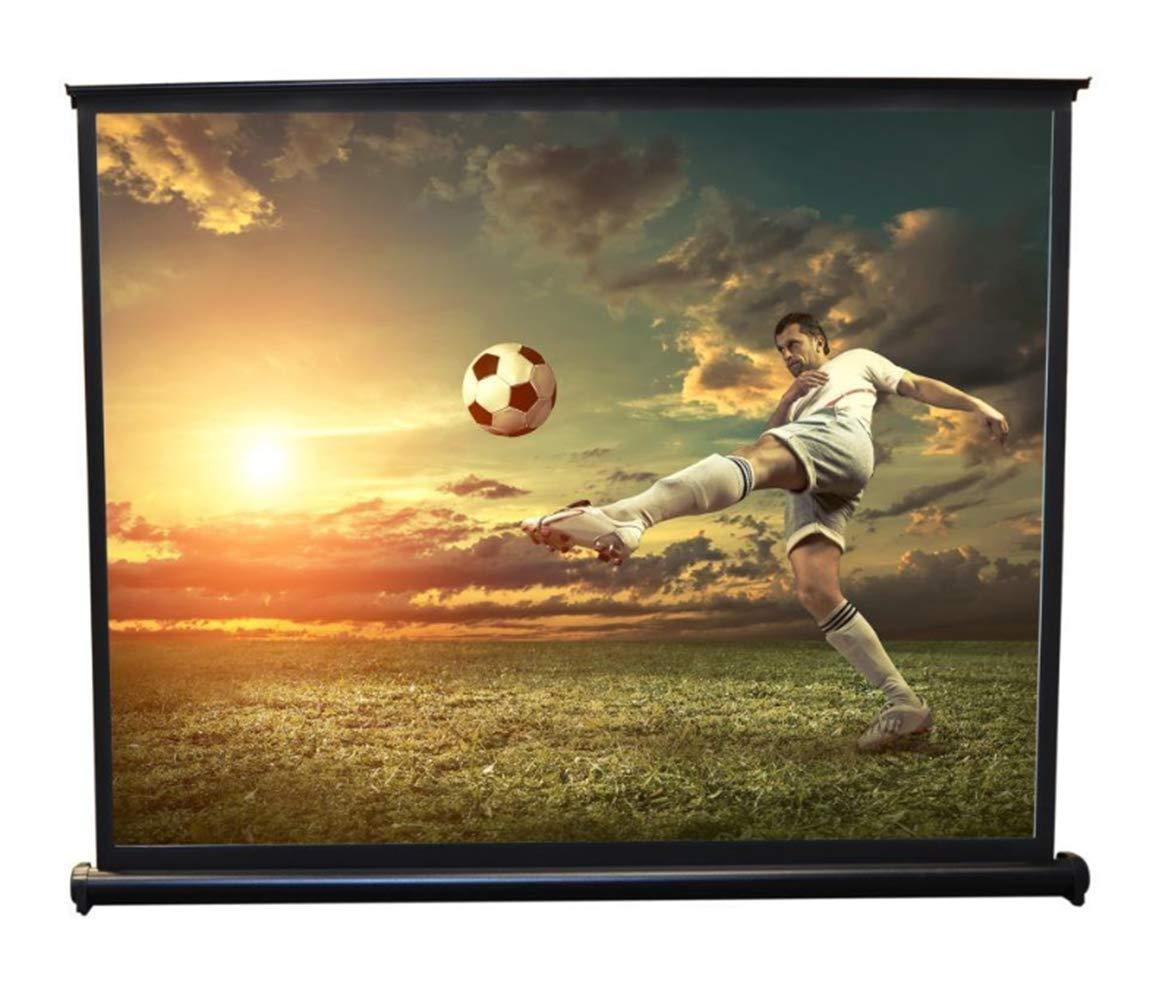vietcong 50 pulgadas proyector de pantalla portátil películas de ...