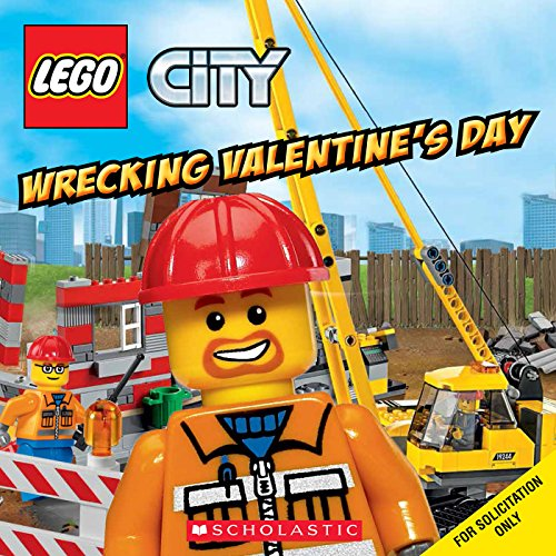 LEGO Wrecking Valentine's Day