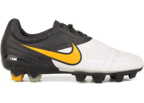 be9c1a550 Amazon.com: Nike CTR360 Maestri FG Soccer Cleats - White/Del Sol ...