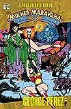 capa de Lendas do Universo DC. Mulher-maravilha por George Péres - Volume 3