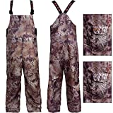 Cheap Grundens Gage Weather Watch Bib – Kryptek Higlander Camo – Medium