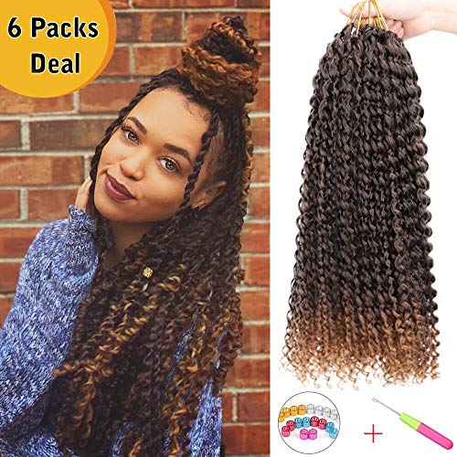 Passion Crochet Braiding Extension Synthetic product image